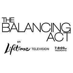 The Balancing Act on Lifetime with Linda Evans