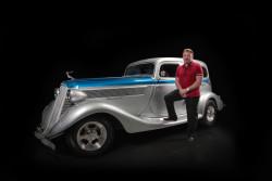 Bobby Price Outlines Studebaker's History